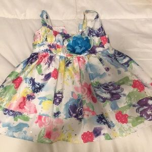 2T toddler formal dress